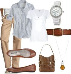casual perfect and very cute for the work place!!