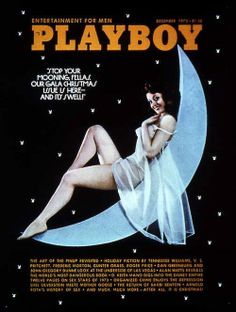 Vintage Playboy Cover December 1973