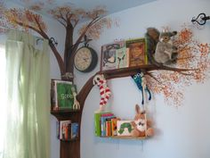 Project Nursery - Autumn