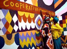 La Fundación Miró muestra la diversidad de las prácticas artísticas murales