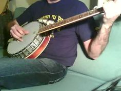 star wars theme on banjo