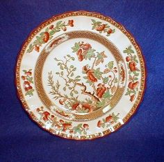 Vintage  Spode China 10 inch Dinner Plate   by SwedishGalsAttic, $23.00