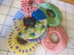 Pattern Weights....a sewing essential! And easy to make!