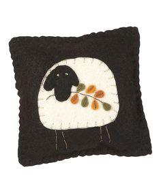 Autumn Sheep Pillow