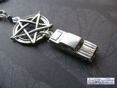 Supernatural Metallicar Defined by AngelQ on Etsy, $14.95