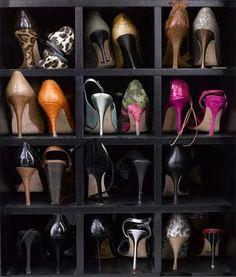 Hot shoe shelf