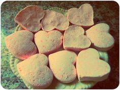 * Maria's Self *: Homemade Natural LUSH Bath Bombs / Fizzies Recipe (DIY St. Valentine's Day, Christmas, Birthday Gift Idea - Easy and Cheap)