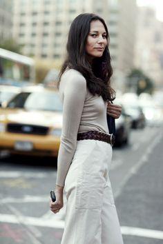 On the Street…Hudson St., New York « The Sartorialist