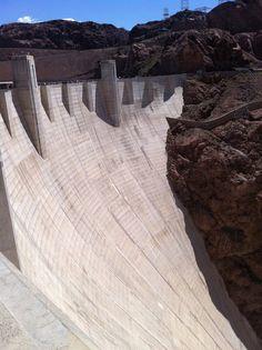 #Hoover Dam, #Nevada
