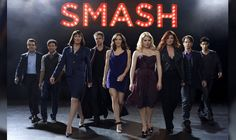 Smash on NBC.  I really want to love this show but the storyline has left a bit to be desired.  The show's saving grace are the musical performances.  Love Broadway!