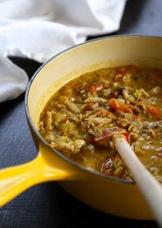 Jamaican Curry Crab Stew Recipe