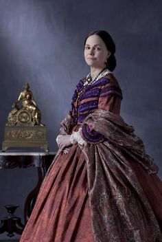 Sally Field as Mary Todd Lincoln in 'Lincoln' (2012)