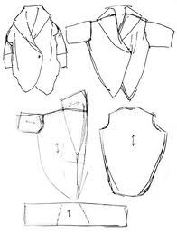 Cocoon sewing patterns