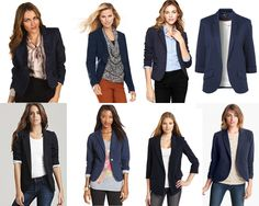 Navy blazer round-up