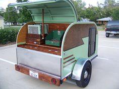 Comanche Cocoon Original Teardrop Camper by ComancheCocoon on Etsy