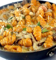Recipe For Pumpkin Gnocchi