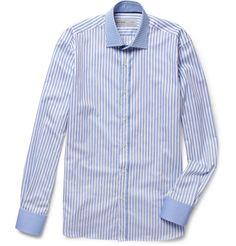 Contrast Collar Shirt by Etro via Mr Porter