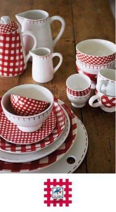 Crazy adorable dishes!