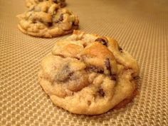 Chewy and Fluffy Chocolate Chip Cookies