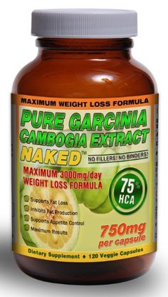 75% HCA PURE GARCINIA CAMBOGIA EXTRACT NAKED™ « Weight Loss AZTips Weight Loss AZTips