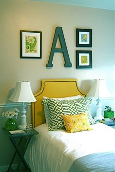 guest room - cute