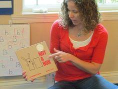 All you need is a box! By Teach Preschool