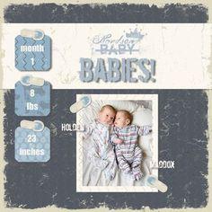 Rugged Baby Boy (CM)