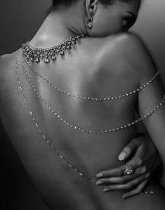 I really love body jewelry
