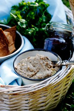 Chicken Pate With Caramelised Onions
