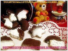 ΣΟΚΟΛΑΤΕΝΙΑ ΜΠΙΣΚΟΤΑ-ΚΟΥΡΑΜΠΙΕΔΕΣ ΜΕ ΦΟΥΝΤΟΥΚΙΑ!!!...by nostimessyntagesthsgwgws.blogspot.com