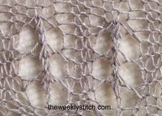 Spanish Window tutorial and video tutorial | The Weekly Stitch
