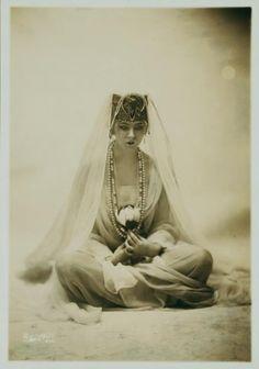 Ruth St. Denis 1916