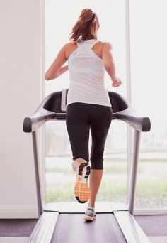 Treadmill Workout Tips for Moms by Tone & Tighten plus 5 other Tips and Pointers for New Mommies