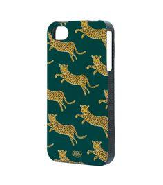 Rifle Paper Co- Leopard iPhone 4 Case
