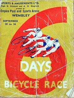 London 6 Day 1936