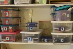 Ideas for workboxes