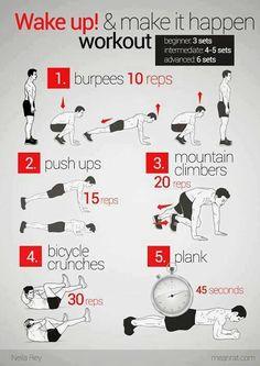 Wake up and make it happen: Workout    Wszystkie pędzle Real Techniques  Teraz pędzle do makijażu EcoTools w super cenie z iHerb kupon OWI469 lub kliknij tutaj  http://youtu.be/ZQWtfxXdxhk  -5$ przy pierwszych zakupach poniżej 40$ lub -10$ przy pierwszych zakupach ponad 40$               #fitness #cwiczeniafitness #fitnesscwiczenia #cwiczenia