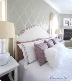 Master bedroom inspiration-paint