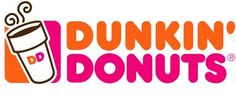 Love Dunkin donuts coffee