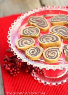 #Chocolate Peanut Butter Pinwheels recipe