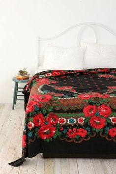 Nice bed throw from Urban Outfitters.