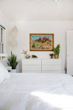 For Your Inspiration Board: Calm & Comfortable Neutral Bedrooms