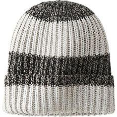MEN HEATTECH KNIT CAP (PATTERN)