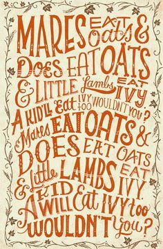memori, remember this, eat oat, songs, poster
