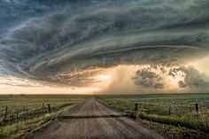 Photos of Clouds and Storms by Sean R. Heavey