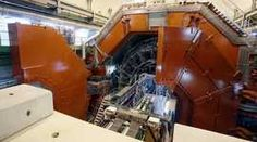 A general view of the A Large Ion Collider Experiment (ALICE) experiment, part of the Large Hadron Collider (LHC) at CERN near Geneva in Switzerland, 23 July 2013