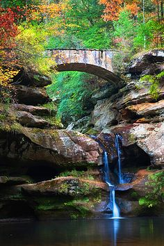 Hocking Hills. I get to live here!!