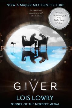 "1. Author Lois Lowry was inspired to write The Giver because of her late father's illness. | 10 Things You Probably Didn't Know About ""The Giver"""