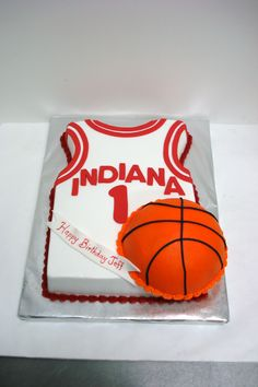Basketball Jersey Cake Group Picture Image By Tag Keywordpictures