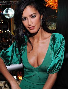 Jaslene Gonzalez - is a Puerto Rican American model, television host, and winner of Cycle 8 of America's Next Top Model.